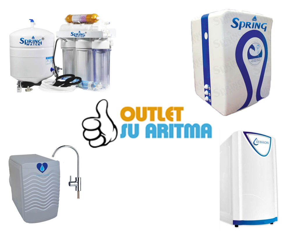 Outlet Su Arıtma Cihazı Teknik Servis